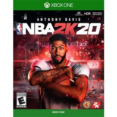 Preventa Xbox One NBA 2K20 - Sanborns