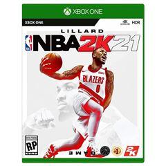 Xbox One NBA 2K21 - Sanborns