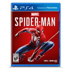 PlayStation 4 Spider-Man Latinoamérica - Sanborns