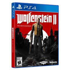 PS4 Wolfenstein 2 The New Order - Sanborns
