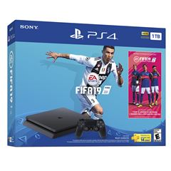 Consola PS4 Slim de 1TB + Fifa 19 - Sanborns