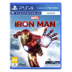Iron Man VR PlayStation 4 - Sanborns