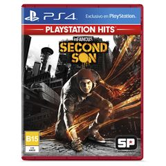 PS4 Hits Infamous Second Son - Sanborns