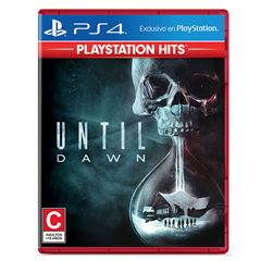 PS4 Hits Until Dawn - Sanborns