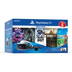 PlayStation 4 Virtual Reality Mega Pack - Sanborns