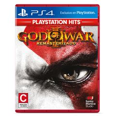 PS4 Hits God Of War III Remastered - Sanborns