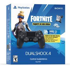 Control PlayStation 4 Fortnite DualShock 4 Negro - Sanborns