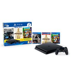 Consola PS4 1 TB Mega Pack 7 - Sanborns