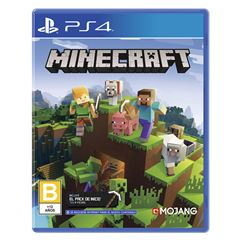 PlayStation 4 Minecraft Bedrock Edición Latinoamérica - Sanborns