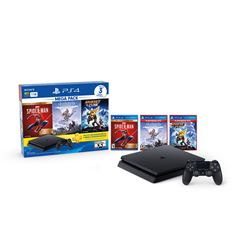 Consola PS4 Mega Pack 15 1TB SM HZD - Sanborns