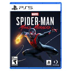 Spider-Man Miles Morales PS5 - Sanborns