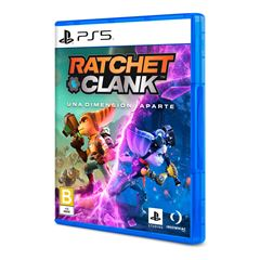 Preventa PS5 Ratchet & Clank Rift Apart - Sanborns