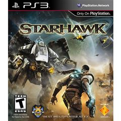 PS3 Starhawk Edición Limitada - Sanborns