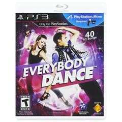 PS3 Move Everybody Dance - Sanborns