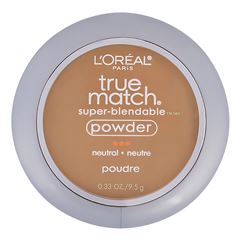 True Match Powder Nude Beige - Sanborns