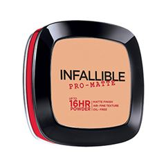 Infallible pro matte pwd natural beige 200 - Sanborns