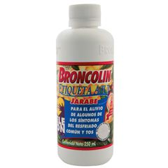 Broncolín Jbe. 250 Ml. - Sanborns