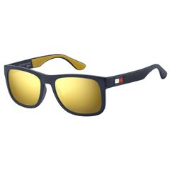 Solar Tommy Hilfiger TH 1556 2 Azul - Sanborns
