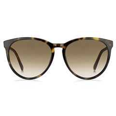 Lente Solar  Tommy Hilfiger color Havana en Acetato Modelo 1724-068Cat Eye - Sanborns