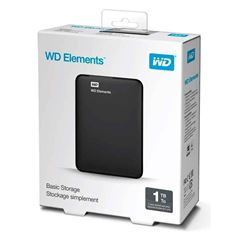 Disco Duro Externo USB 3.0 1TB WD Elements - Sanborns