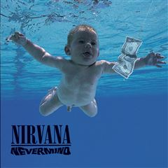 CD Nirvana - Nevermind - Sanborns