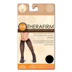 TOBIMEDIA MEDIANA COMPRESION (15-20 mmHg) TALLA MEDIANA,COLOR NEGRO - Sanborns