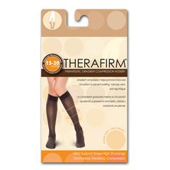 TOBIMEDIA THERAFIRM MEDIANA COMPRESION (15-20 mmHg) TALLA MEDIANA COLOR NATURAL - Sanborns