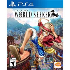 PS4 World Seeker One Piece - Sanborns