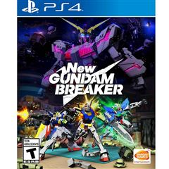 PS4 New Gundam Breaker - Sanborns