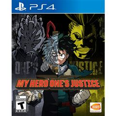 PS4 My Hero Ones Justice - Sanborns