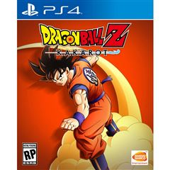 Dragon Ball Z: Kakarot PlayStation 4 - Sanborns