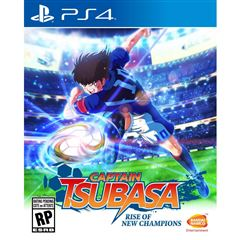 PS4 Captain Tsubasa Rise Of New Champions - Sanborns