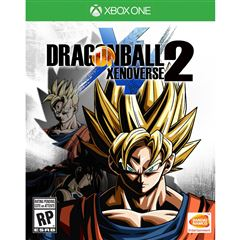Xbox One Dragon Ball Xenoverse 2 - Sanborns