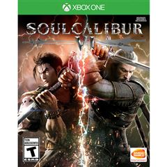 Xbox One Soul Calibur VI - Sanborns