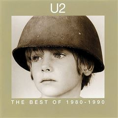 CD U2 - The Best Of 1980-1990 - Sanborns