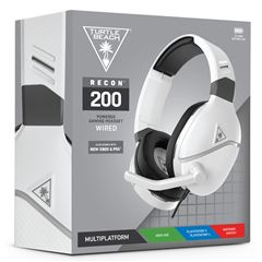 Headset Turtle Beach Recon 200 Blan - Sanborns