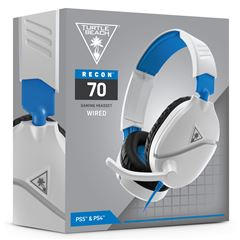 Headset Turtle Ps4 Beach Recon 70P - Sanborns