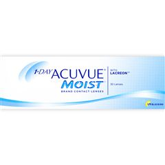 1-Day Acuvue Moist 8.5 14.2 -1.25 - Sanborns