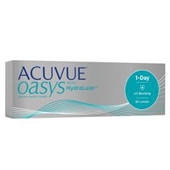 Acuve oasys 1 day -5.00 - Sanborns