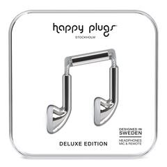 Audífonos Earbud Plata Happy Plugs - Sanborns