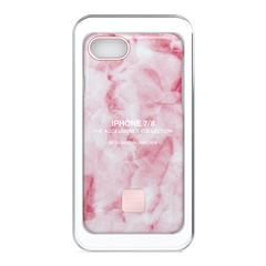 Funda Happy Plugs iPhone 7/8 Rosa - Sanborns