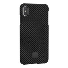 Funda iPhone XS Max Carbón Fiber Happy Plugs - Sanborns