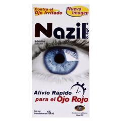 Nazil Ofteno Gotas 15 ml - Sanborns