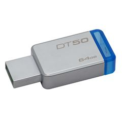 Kingston Memoria USB 3.0 64GB DT50 - Sanborns
