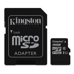 Tarjeta Kingston M-SD 16GB C-10 - Sanborns