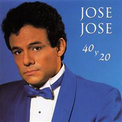CD José José - 40 y 20 - Sanborns