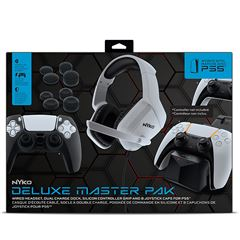 Master Pack Deluxe Nyko para PS5 - Sanborns