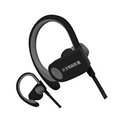 Audífonos Fisher Pulse Bluetooth Negro - Sanborns