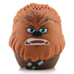 Bocina Bitty Boomers Bluetooth Chewbacca - Sanborns