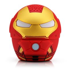 Bocina Bitty Boomers Bluetooth Iron Man - Sanborns